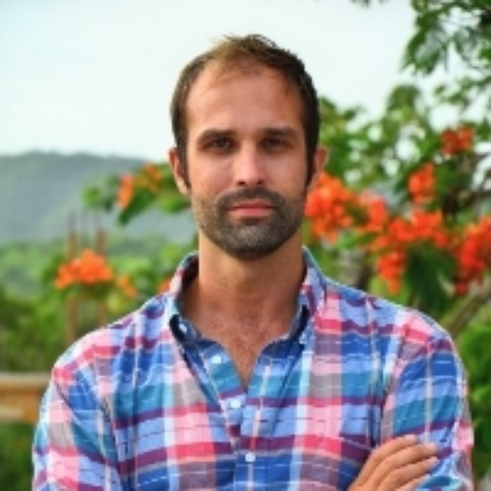 Erik Benson, Director of Construction & Senior Project Manager