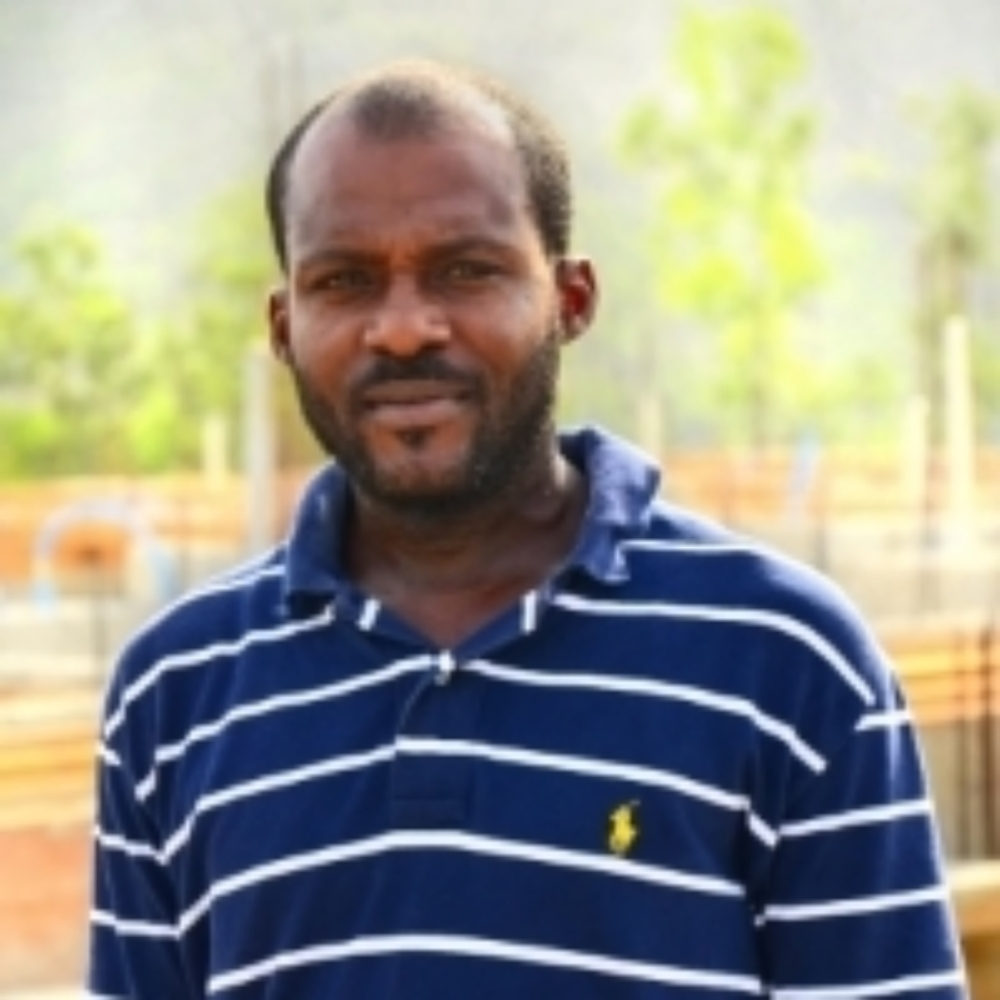 Vladimir Vincent, Translator & Assistant Supervisor/Mirebalais, Haiti