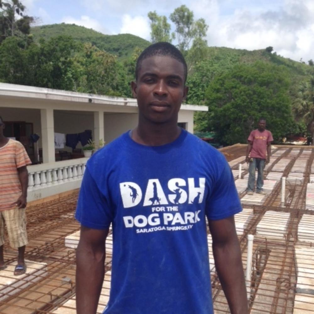 Kedlin (Jimmy) Bernard, Head Labor Foreman/Fond-des-Blancs, Haiti