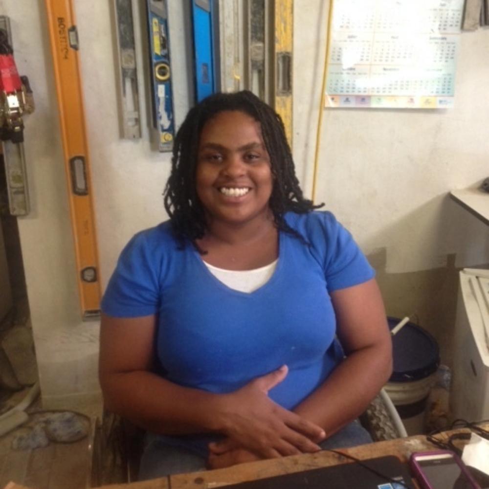 Jean Barbienne, Construction Depot Manager/Fond-des-Blancs, Haiti