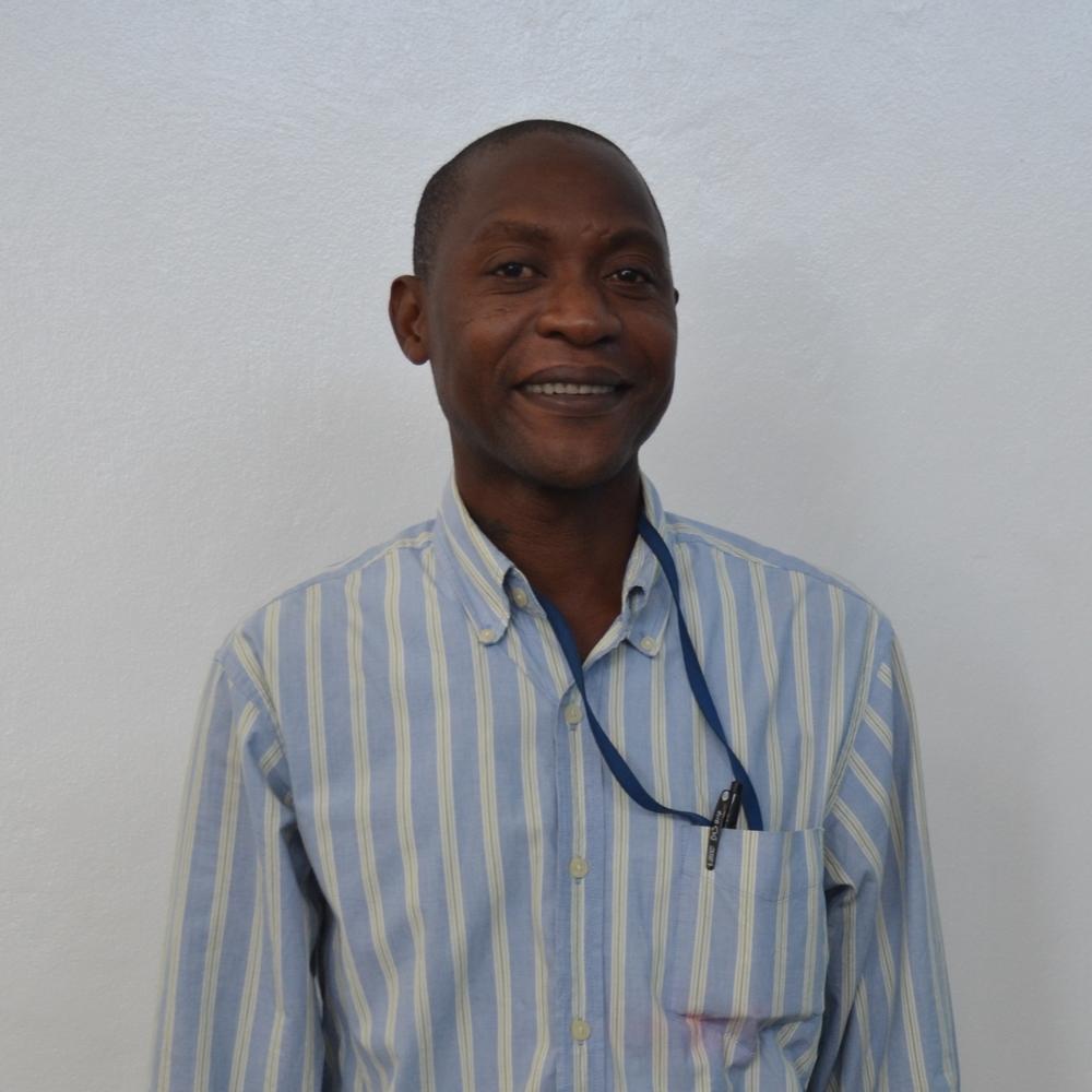 Jean Junior Osman, Translator & Assistant Supervisor/Mirebalais, Haiti