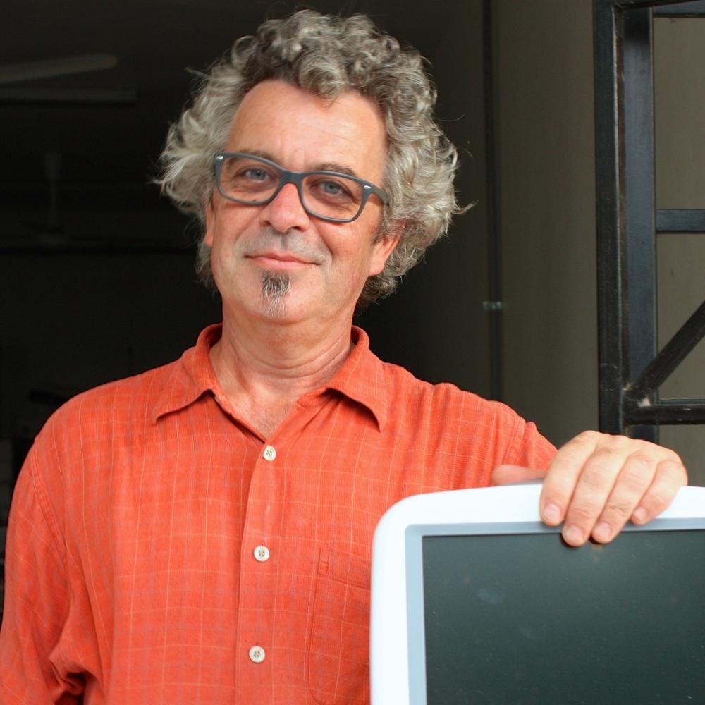 Tom Monaghan, Biomedical Engineering Technician/Fond-des-Blancs, Haiti
