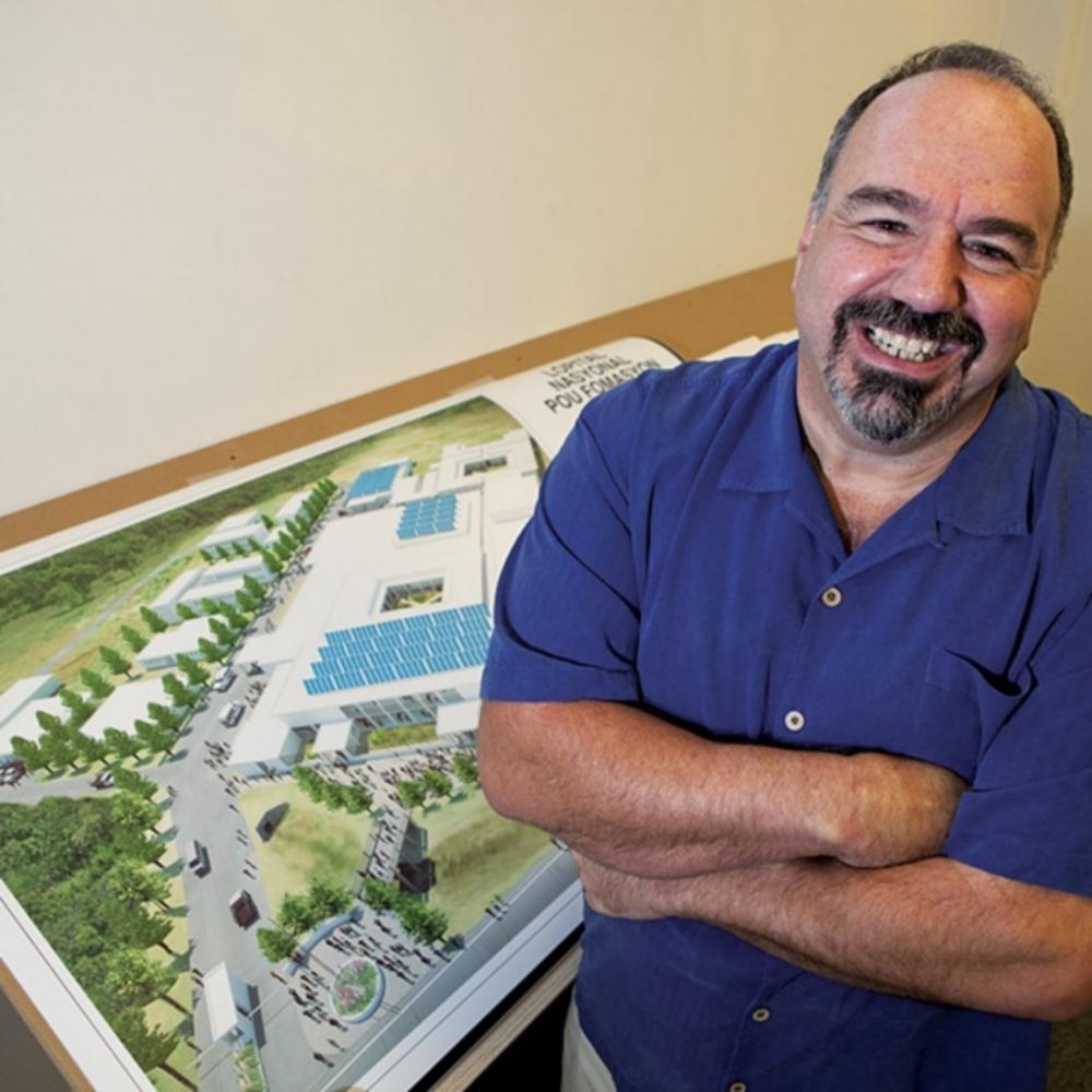 Jim Ansara, CEO & Executive Director