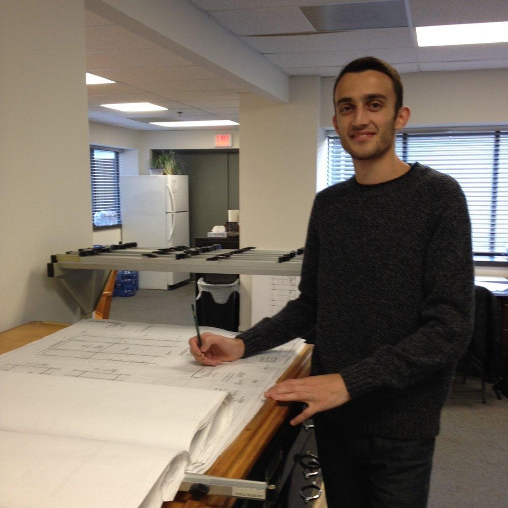 Fatlum Troshani, Project Engineer