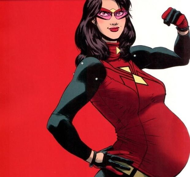 Super Pregnant!