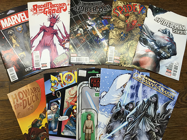 Marvel's Jan. 6 books will now be on sale Jan. 2 at Cape & Cowl Comics in Oakland