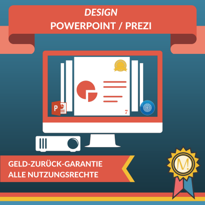 PowerPoint Prezi Design Refresh Template Kierspe christlich