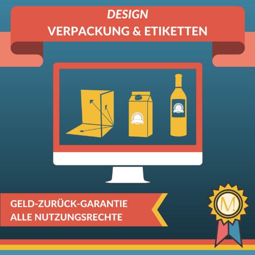 Verpackungen Etiketten Merchandising Produkt Design Kierspe