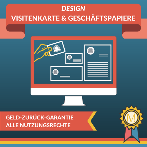 Visitenkarte Geschäftspapier Geschäftsausstattung Briefpapier Design Gestaltung Kierspe christlich