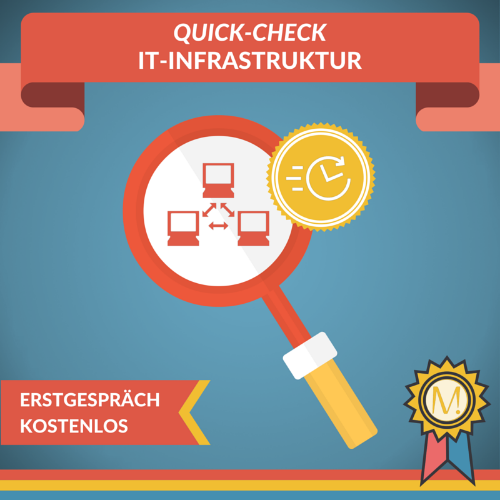 Quick Check IT Infrastruktur Kierspe christlich
