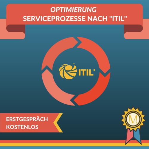 Serviceprozesse nach ITIL Kierspe christlich