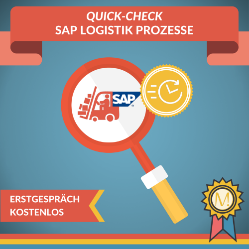 Quick Check SAP Logistik Kierspe Märkischer Kreis
