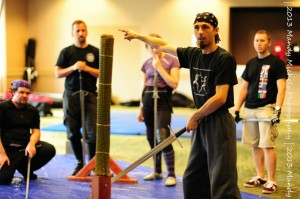 Cutting with the Longsword