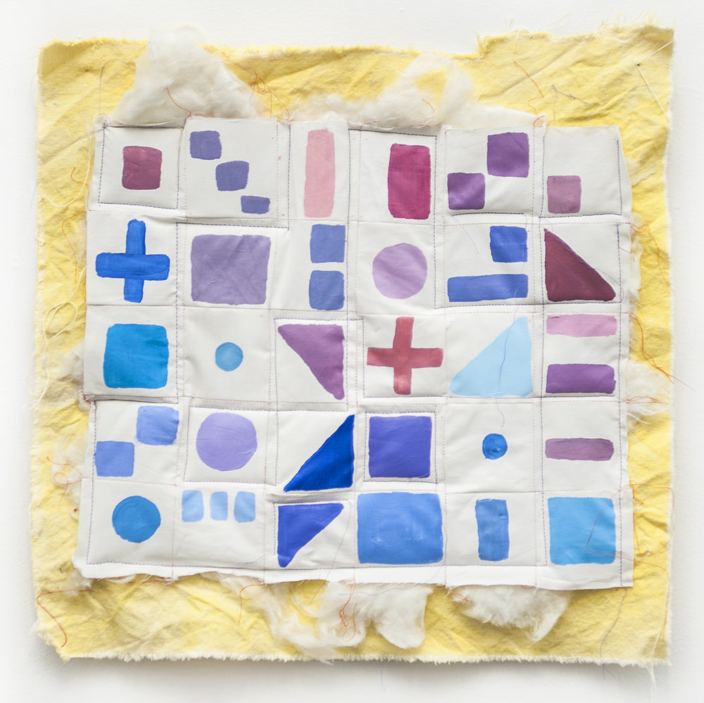 Coded Quilt