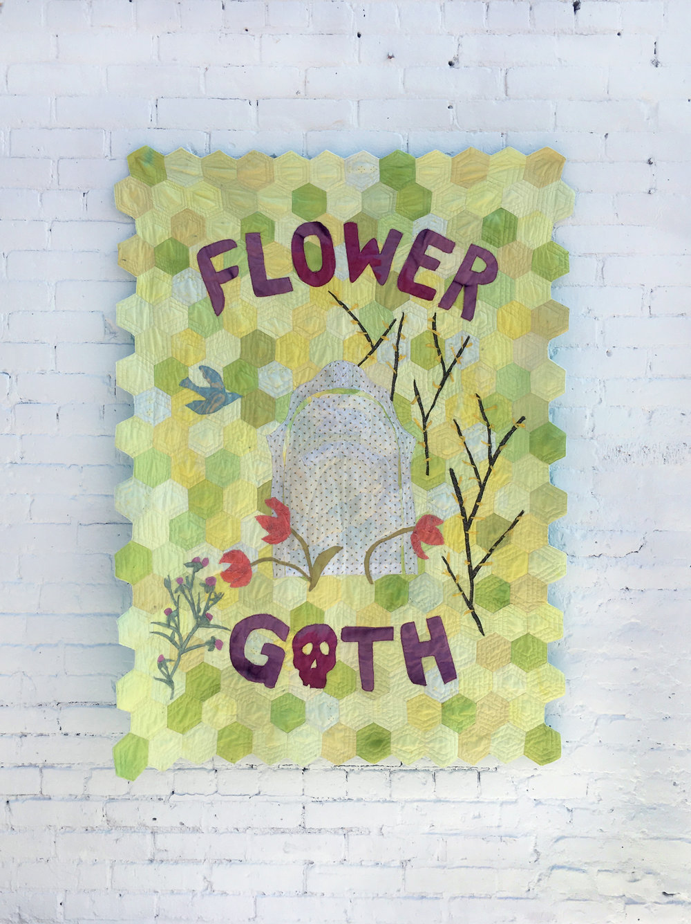 Flower Goth