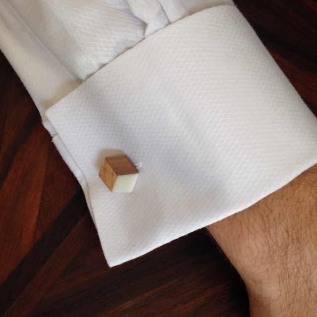Isometric Cufflinks