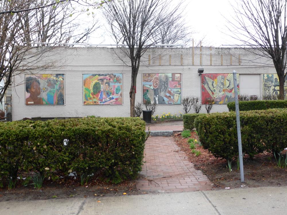 Egleston Square Peace Garden