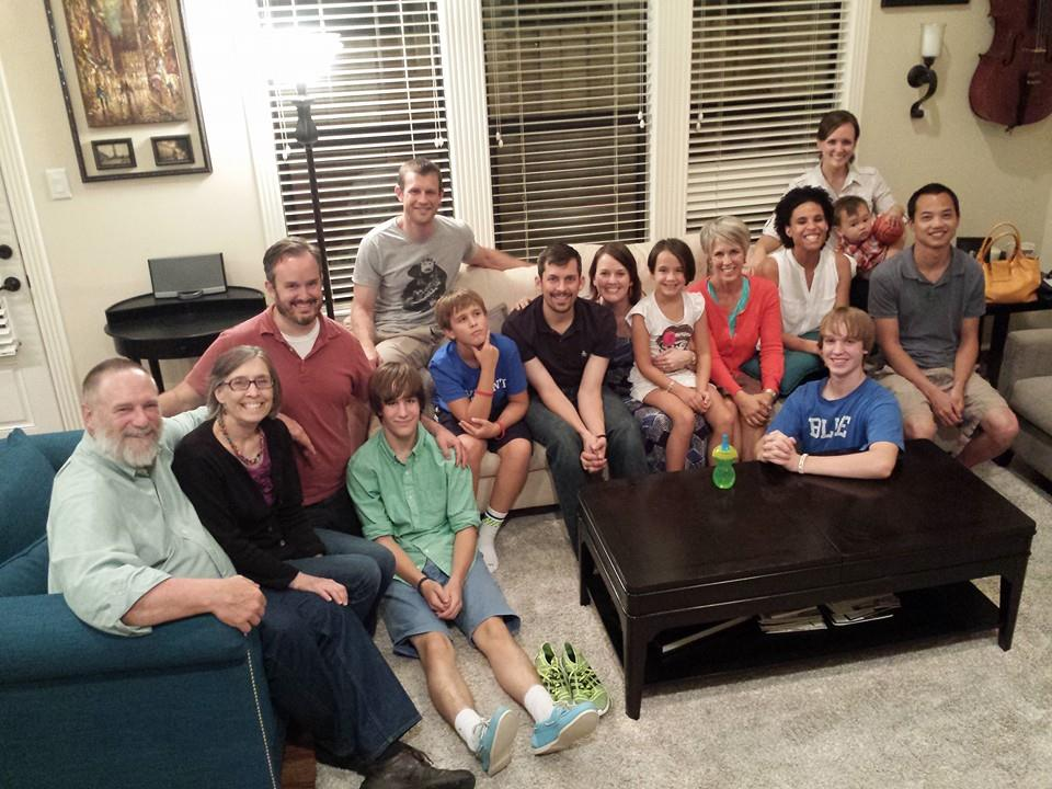CTK Reunion, Summer 2014, Houston, TX