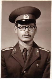 Sergey Shyndriayev, around 1980