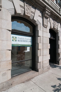 FCBL is located in the Lenane Building in Fields Corner, Dorchester