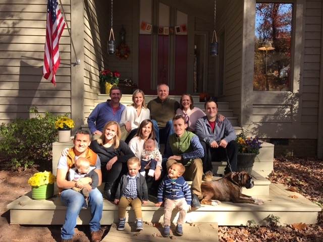 Expanded Davis Family 2017