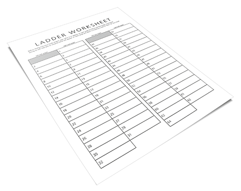 Download an Interactive PDF of the Ladder Worksheet