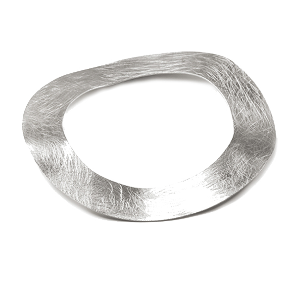 KO363   RONDO BANGLE   Kaotica Finish