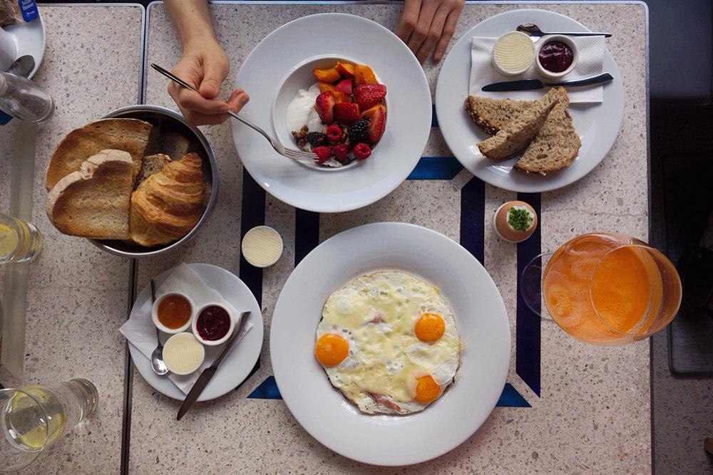 Best Non Czech Food In Prague