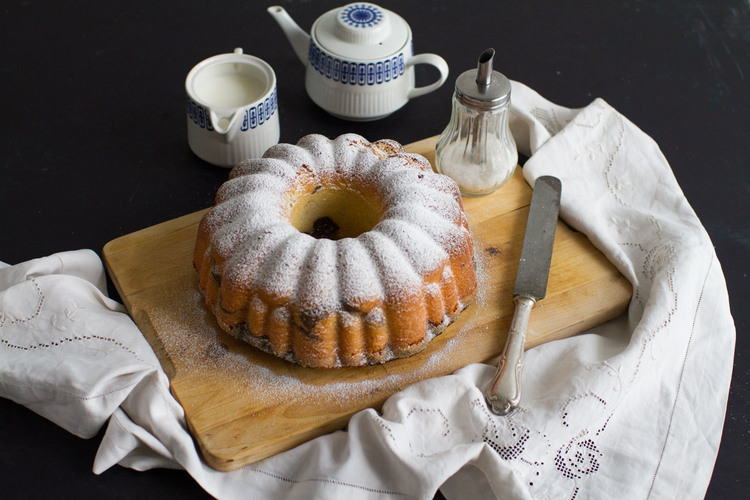 Babovka bundt cake recipe taste of prague food tours sunday is the traditional day for cooking here in the czech republic moms and grandmas gather in the kitchen and start preparing the sunday lunch because forumfinder Image collections