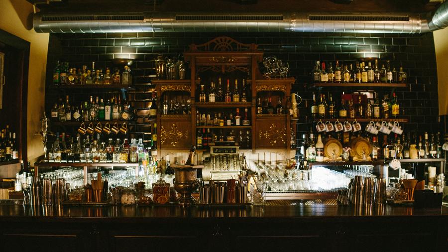Nice Hemingway Bar Prague