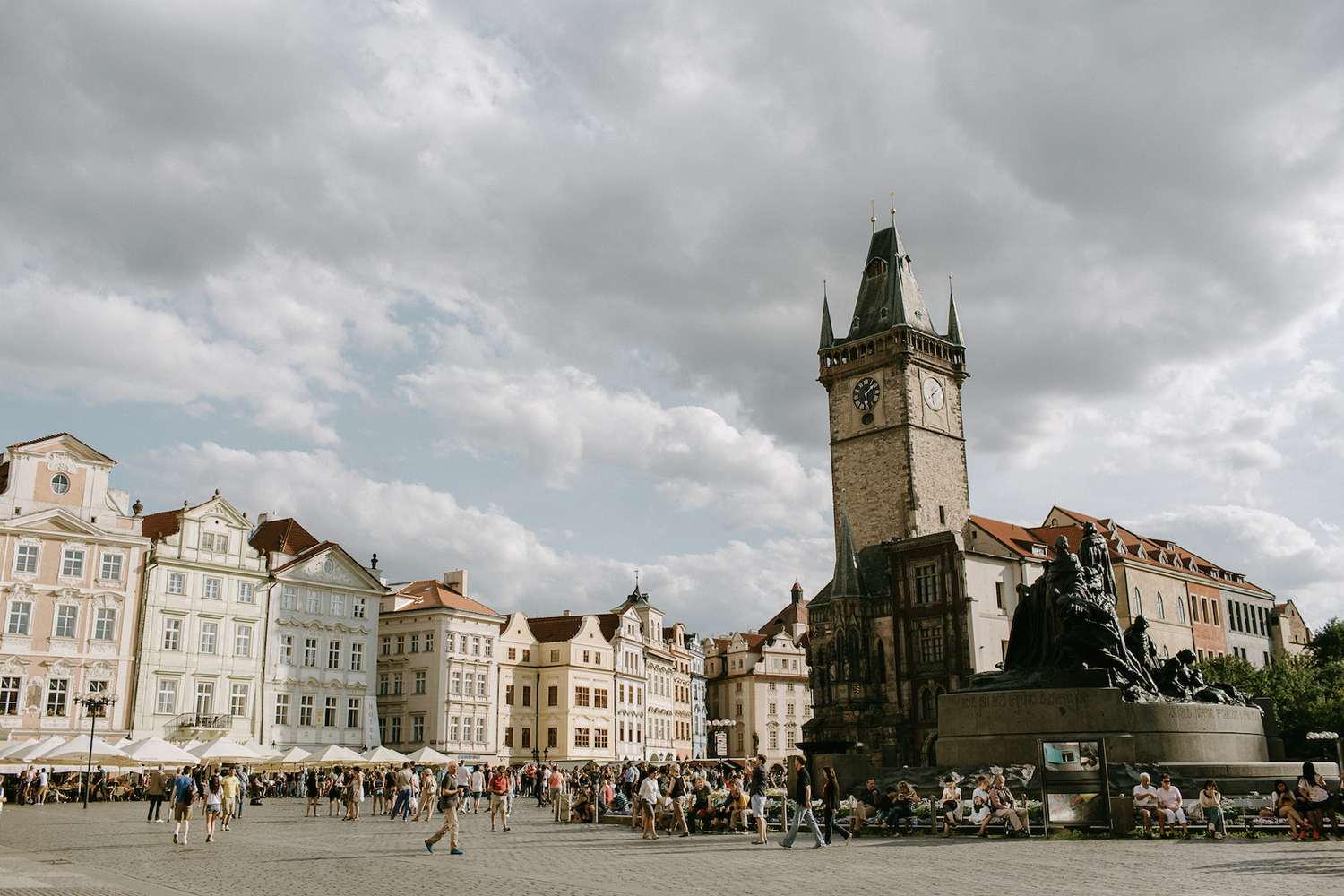 Common mistakes when traveling to Prague, a.k.a.