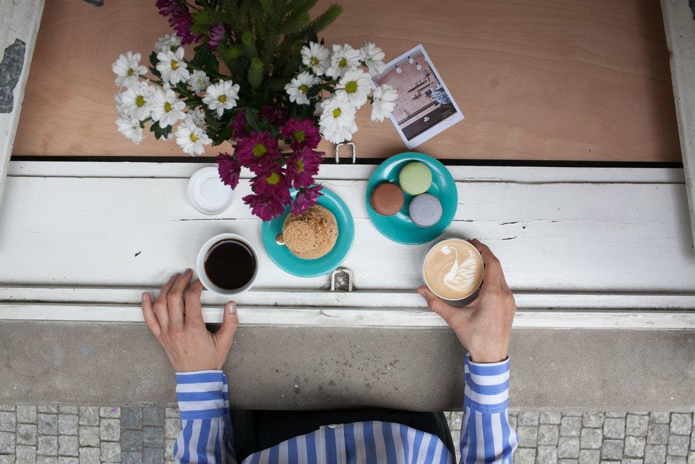 onesip coffee Prague