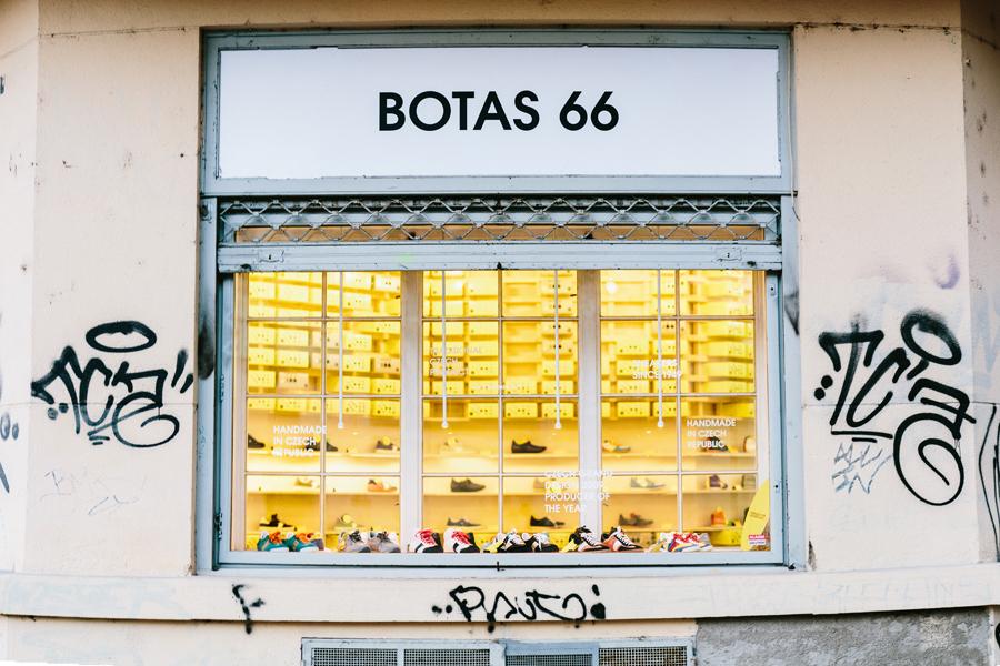 Botas 66 Prague