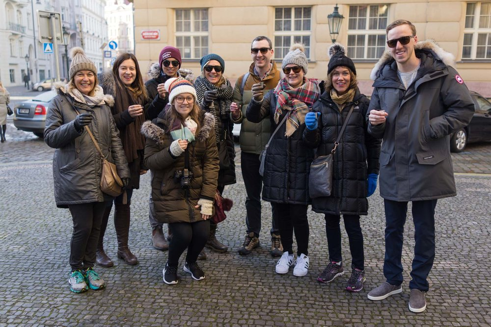 Taste of Prague food tour