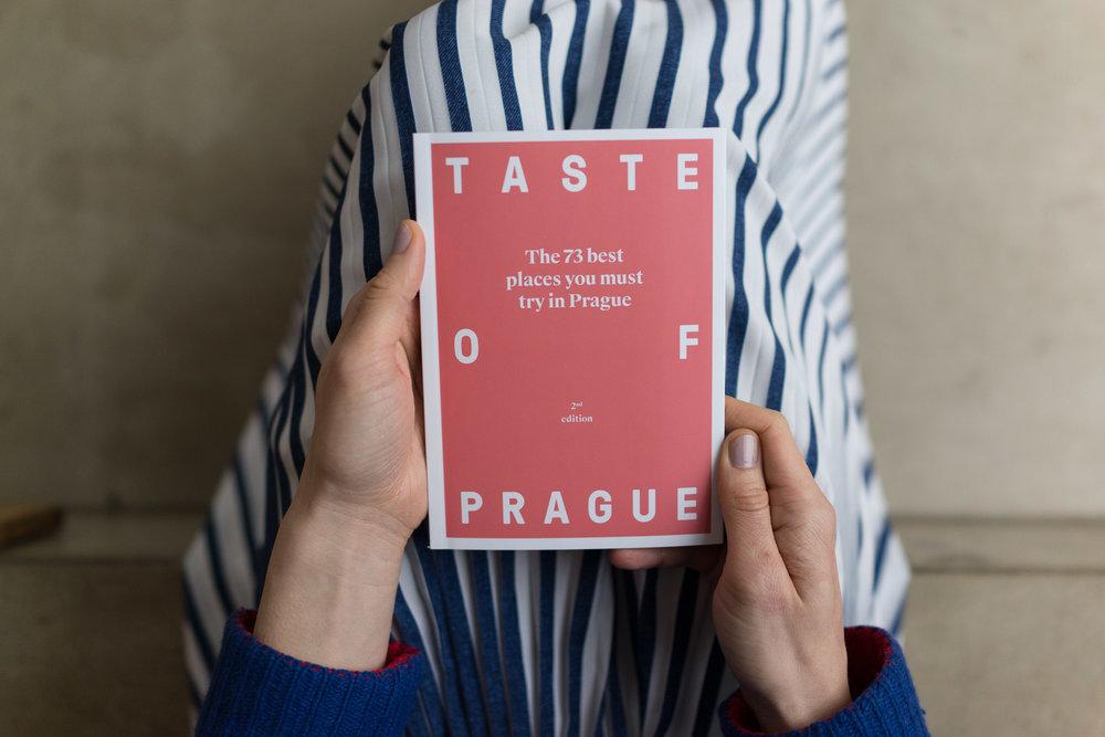Prague Foodie Map by Taste of Prague