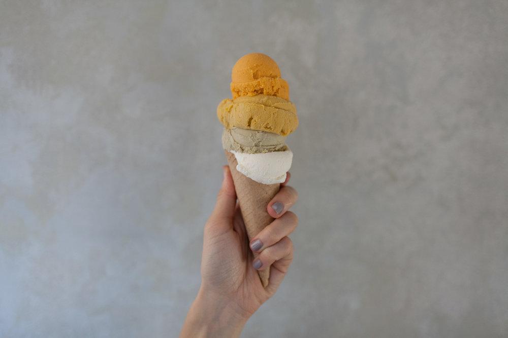 Zmrzlinar ice-cream, Prague