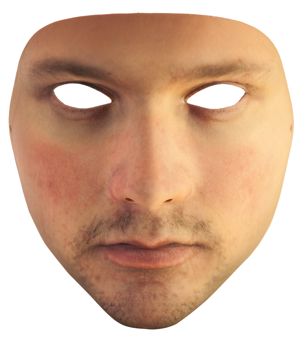 public masks private selves hiding identity Calculation (hiding/unveiling emotions), the possibility that some emotions may  be  public areas while forming stronger bonds in (semi)private areas (jones  and schmid  take on an identity which is markedly different from their real  selves.
