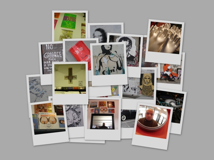 Angel Davila Collage