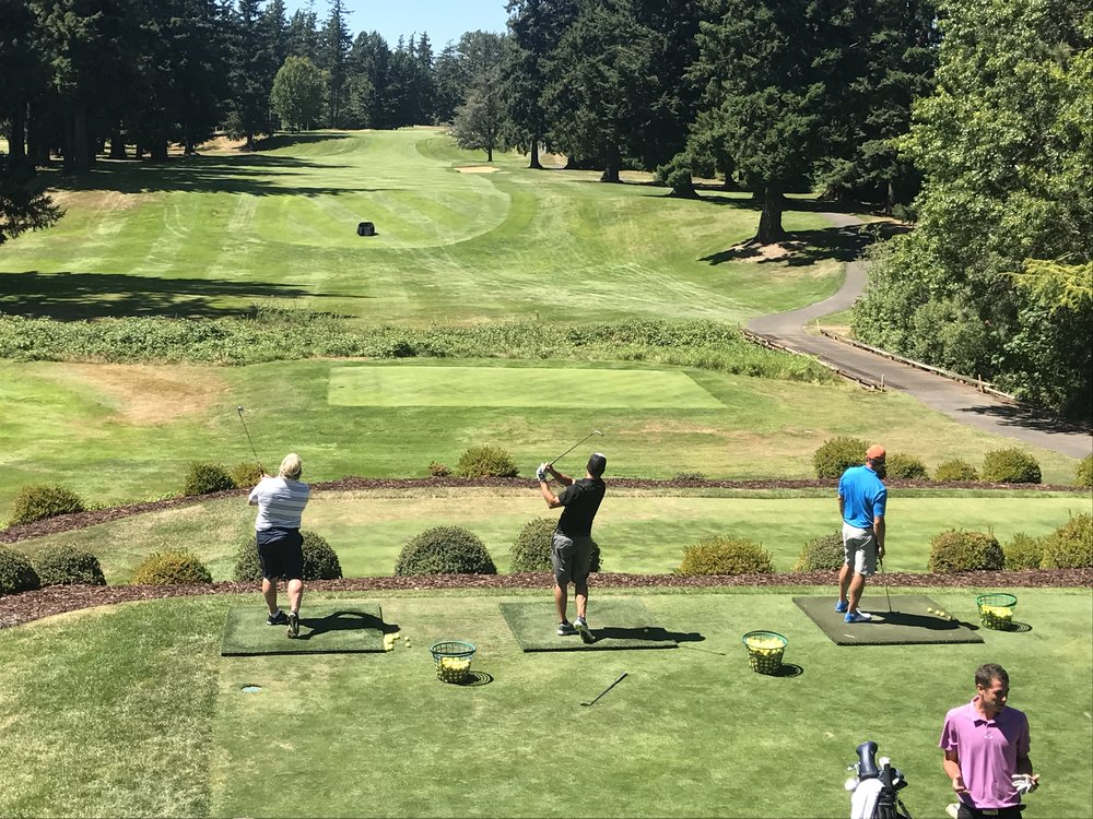 Our beautiful Bellingham Golf and Country Club course