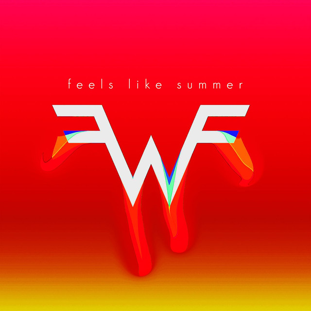 Weezer - Feels Like Summer (Single) Assistant Mix Engineer Warner Records
