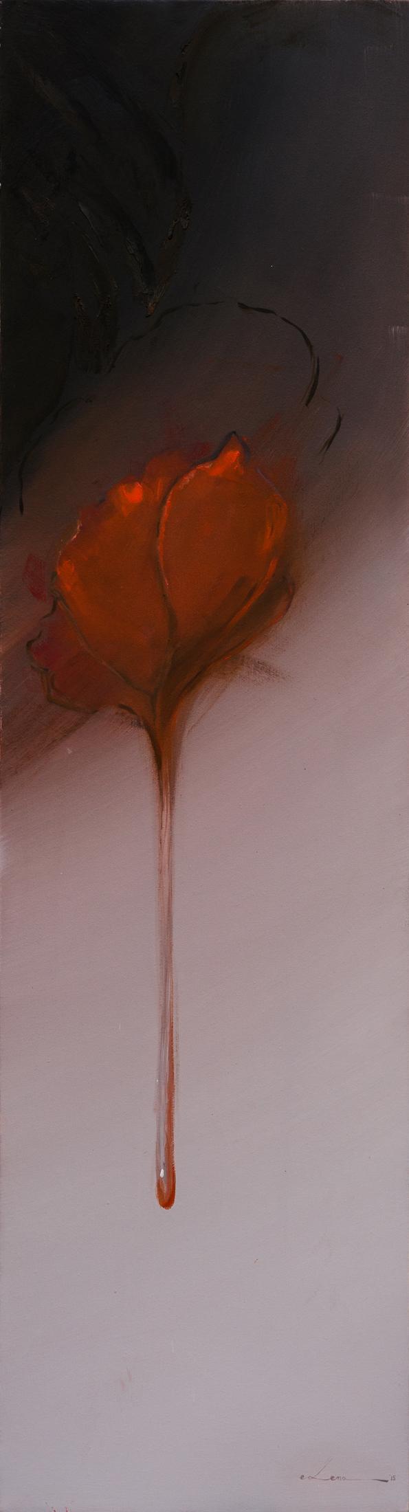 Абстрактна картина с маслени бои