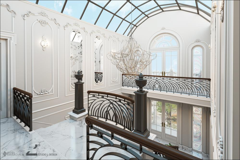 Staircase interior design
