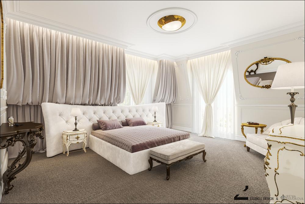 FANCY MASTER BEDROOM