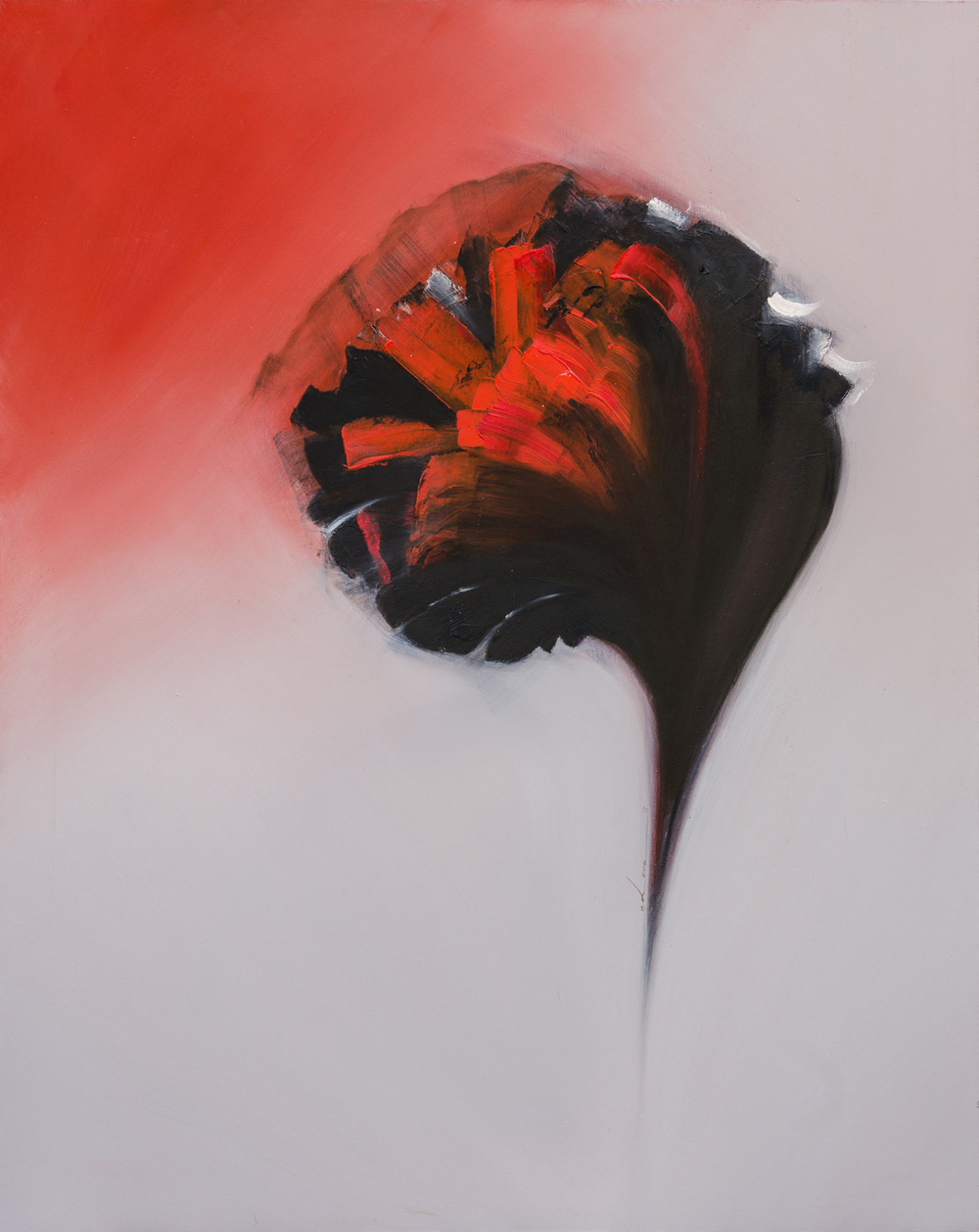 Абстрактна картина с масло