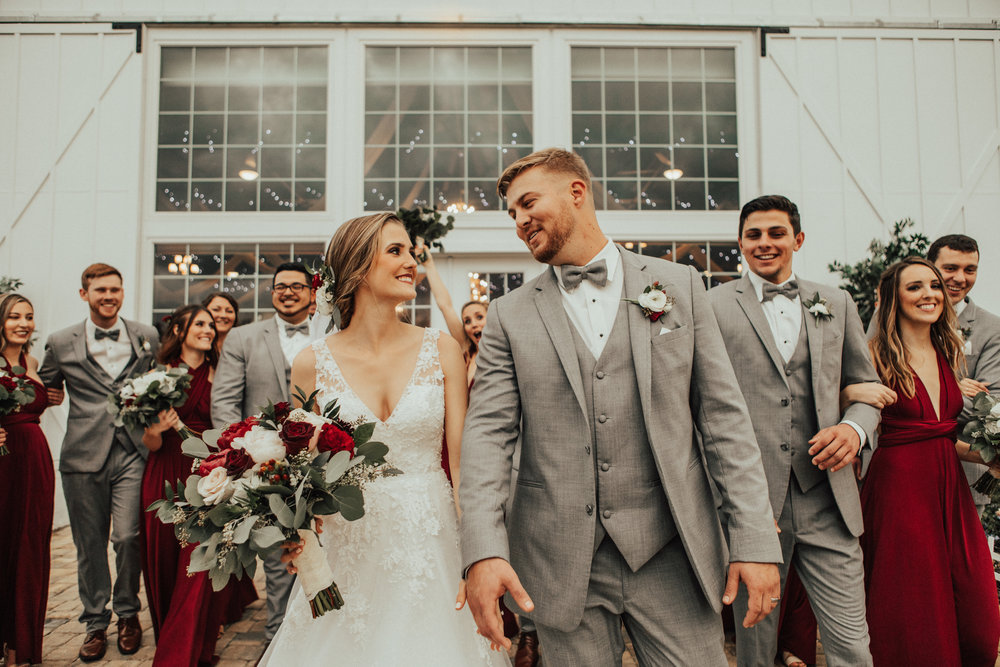Coming Soon - Cierra and matt's wedding at ever after farms