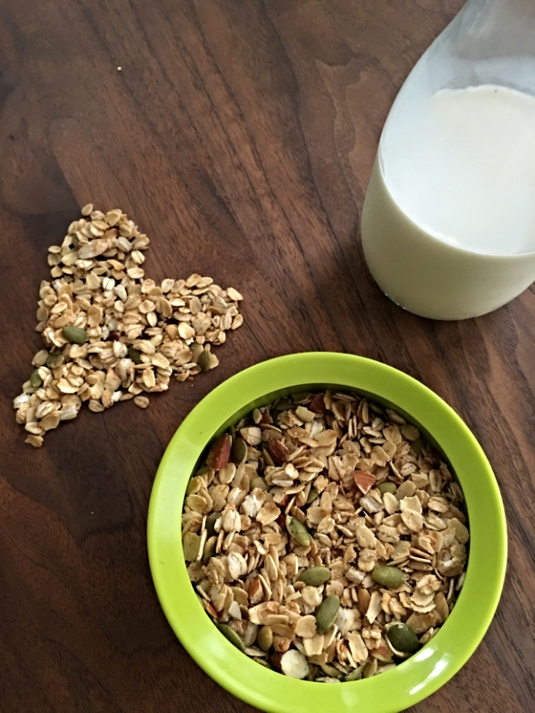 Are you craving granola now?! <3