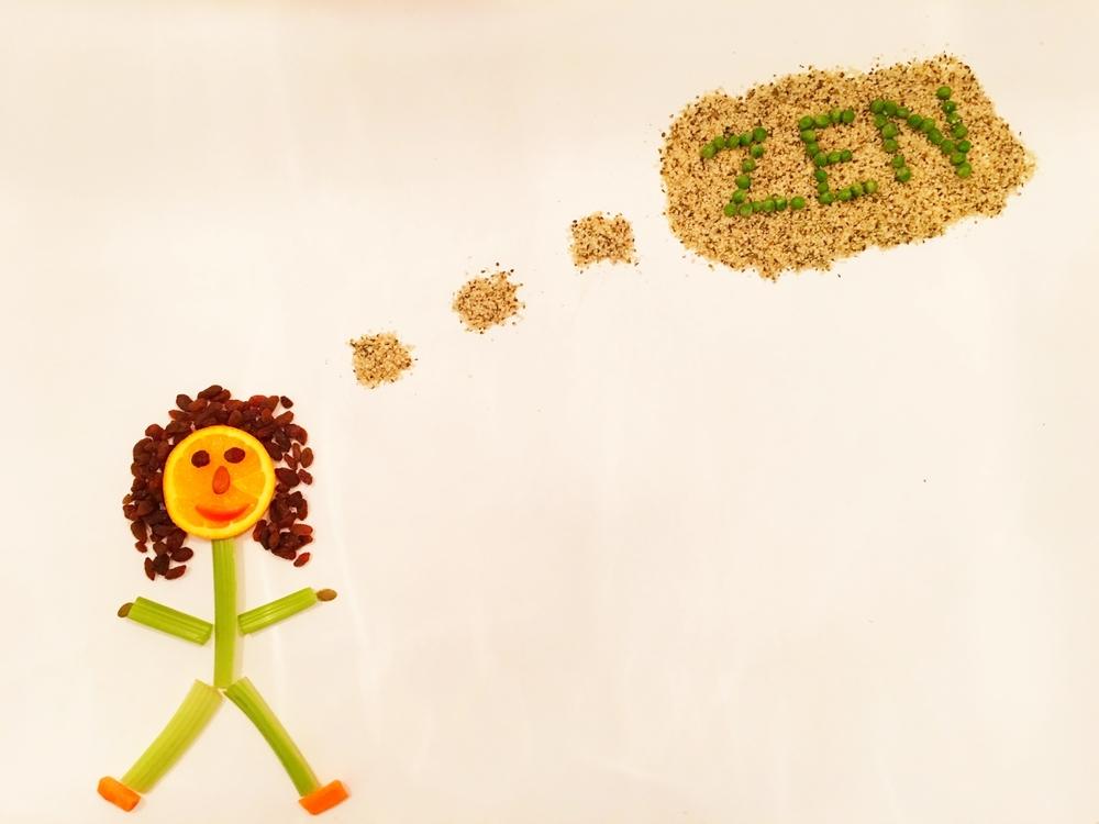 Food. Art. Me. Chasing Zen.