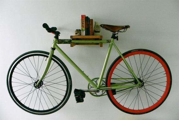 Urban City Bike Shelves rack, $149