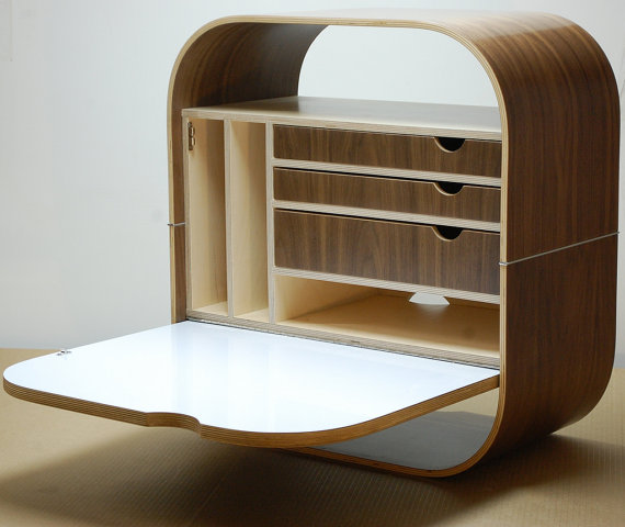 Vurv Design Camille wall desk, $1,899