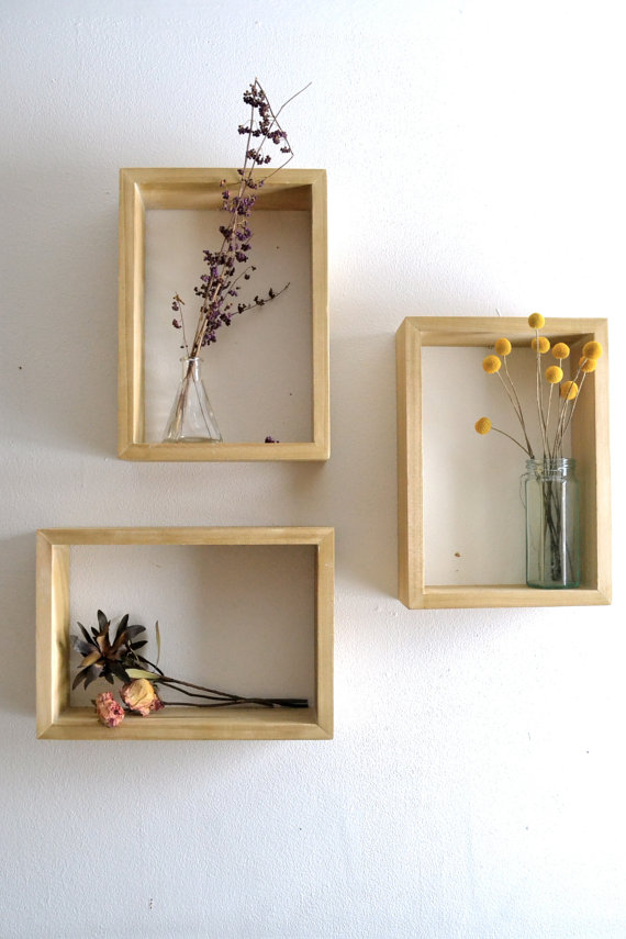The 807 shadowboxes, $40 set of 3